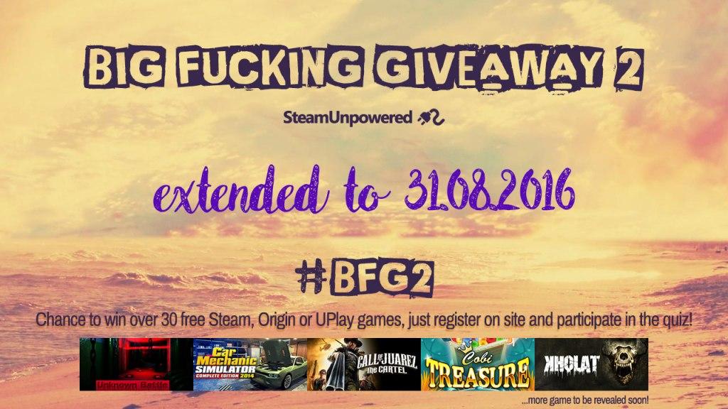 BFG2 Extended