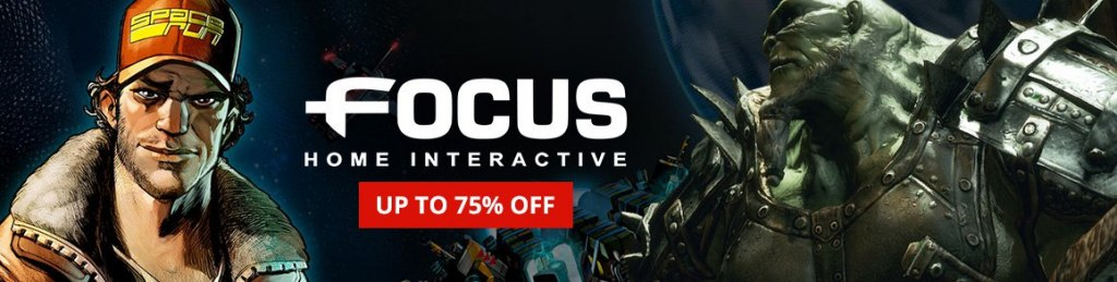 Focus Games on sale