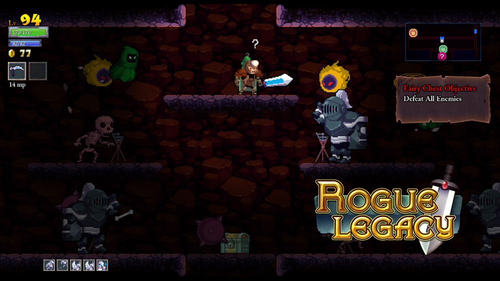 Rogue Legacy Cheap Steam GamersGate