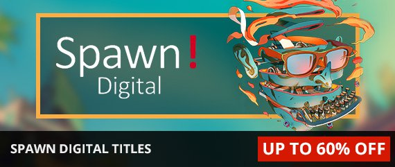 Spawn Digital Titles