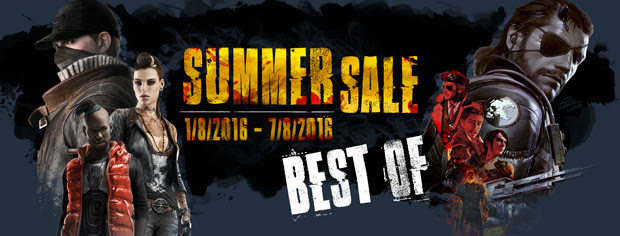 Summer Sale Best of