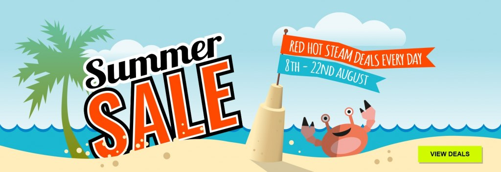 Summer Sale on Bundle Stars is now live!