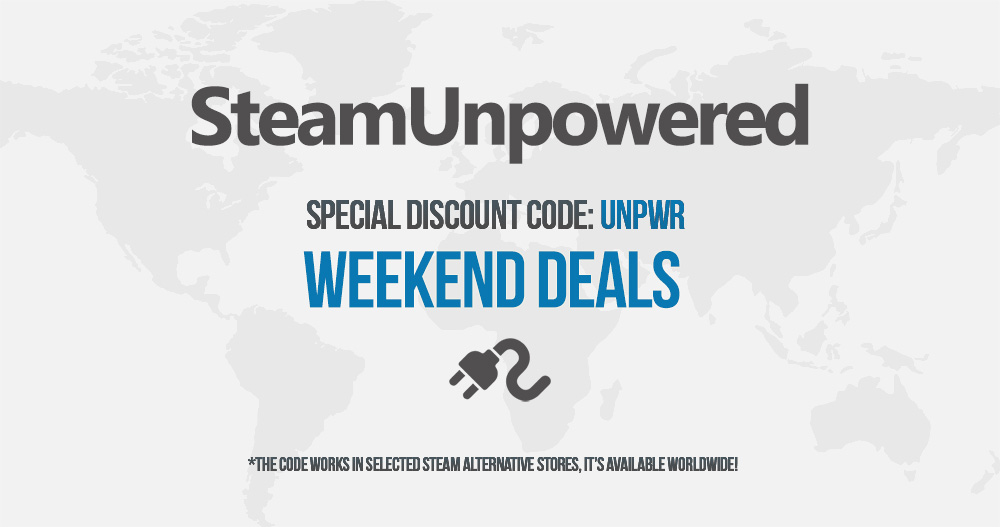 Weekend Deals SteamUnpowered Final 2016