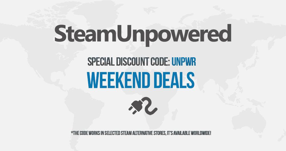 Weekend Deals SteamUnpowered Final 2016