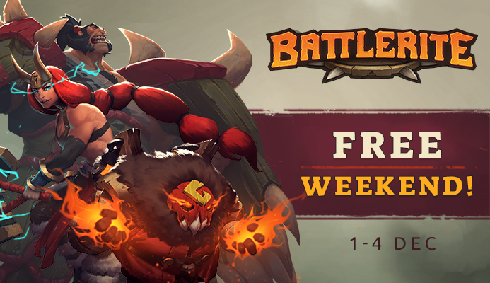 battlerite-free-weekend