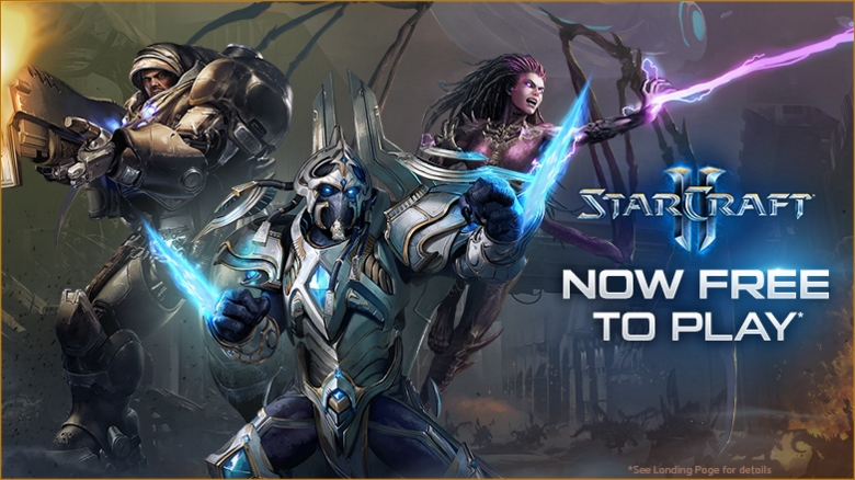 Starcraft game download and play free version!