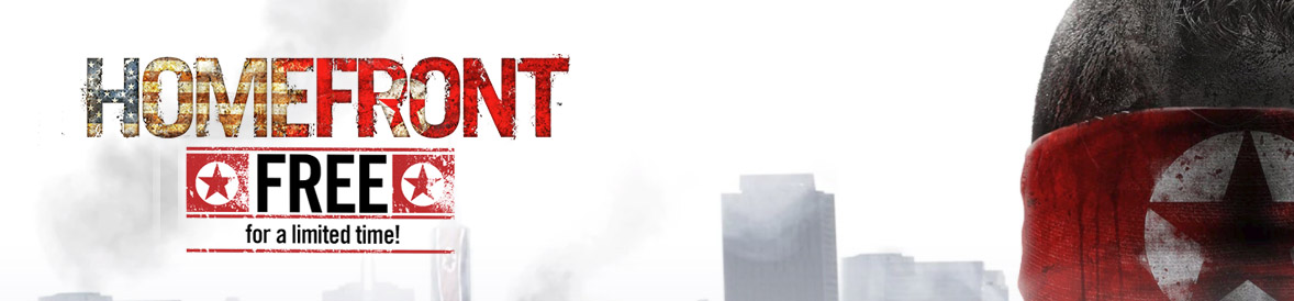 Homefront FREE Steam key