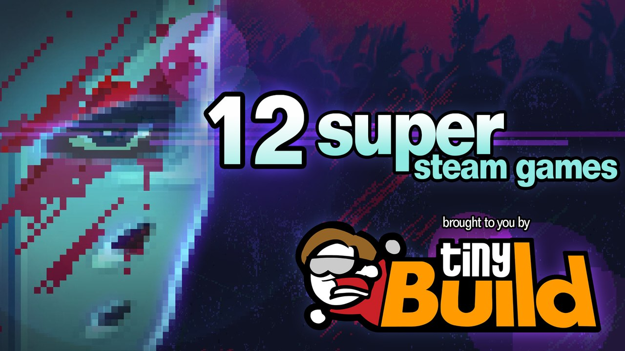 12 Steam games, steam alternatives, fanatical, bundle stars, party hard