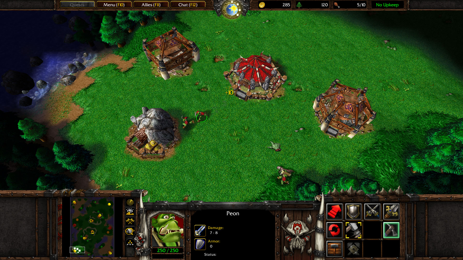 Warcraft Iii Gets A Widescreen Update Remastered Version Incoming