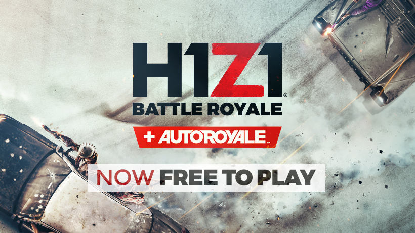 H1Z1 is now Free To Play! | SteamUnpowered