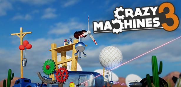 Steam alternatives, Crazy Machines 3