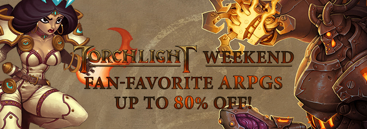 GamersGate Torchlight Weekend Steam Alternatives Steam Unpowered Deals