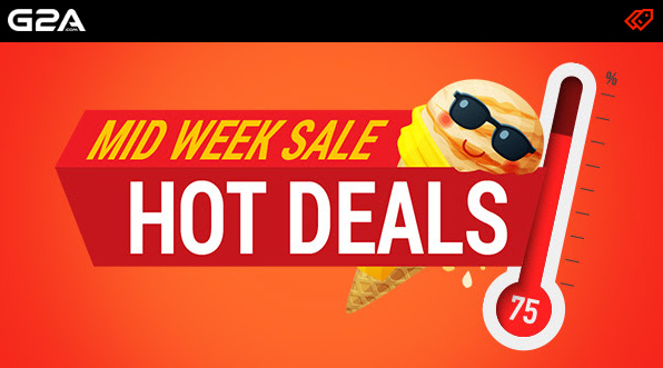 G2A Steam Alternatives Hot Deals