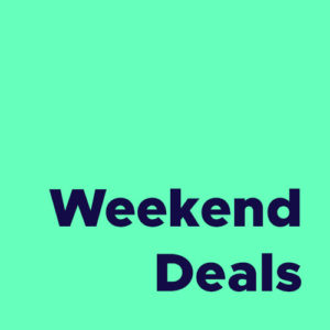 Weekend Deals (09.03.2019)