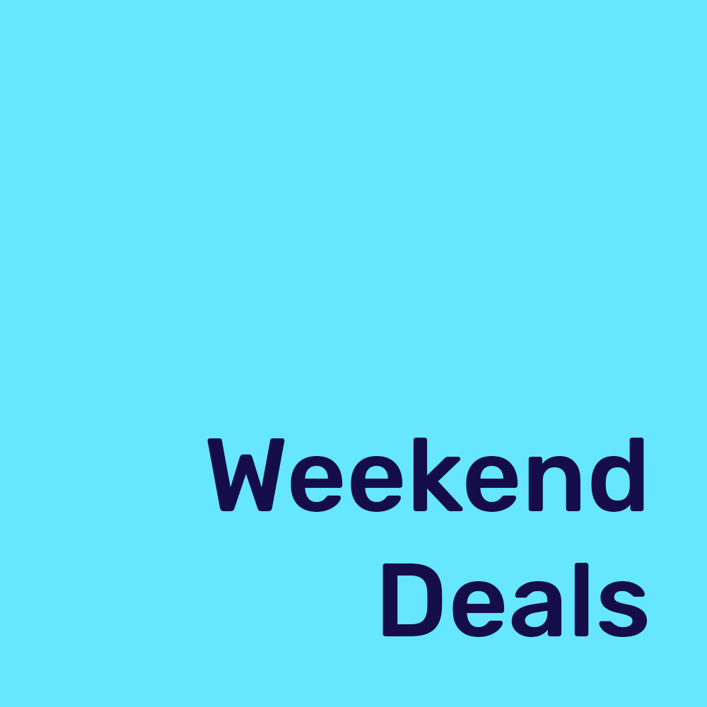 Weekend Deals (14.04.2019)