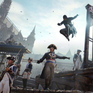 Assassin's Creed Unity FREE due to Notre Dame incident