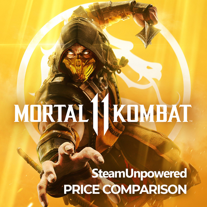 Price Comparison: Mortal Kombat 11