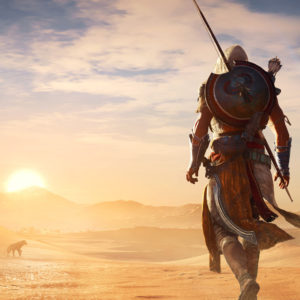 Humble Monthly: Assassin's Creed Origins!