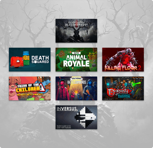 Humble Hooked on Multiplayer Bundle 2019 now available!