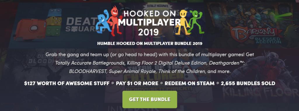 Humble Multiplayer Bundle 2019 Steam Alternatives