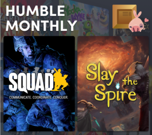 The Brawler Sale and new Humble Monthly now LIVE in the Humble Store!
