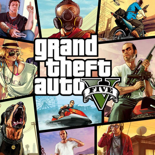 GTA V Weekend on Humble Store!