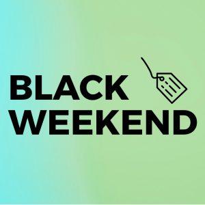 Couple of Black Weekend deals inside!