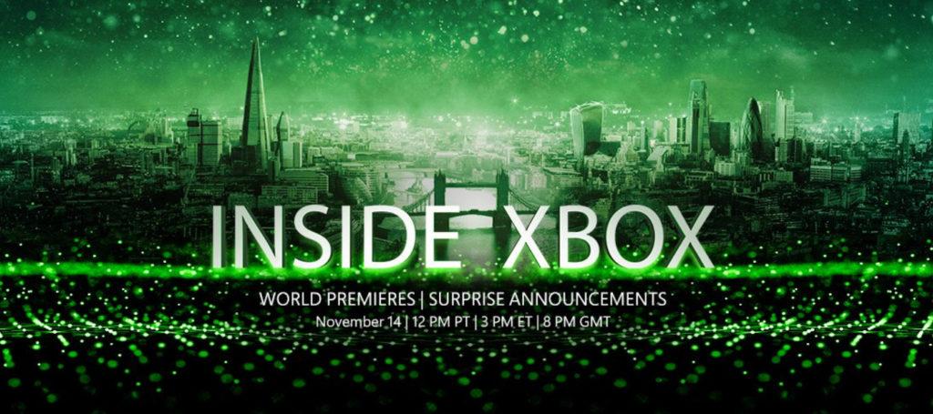 Inside Xbox 2019 X019