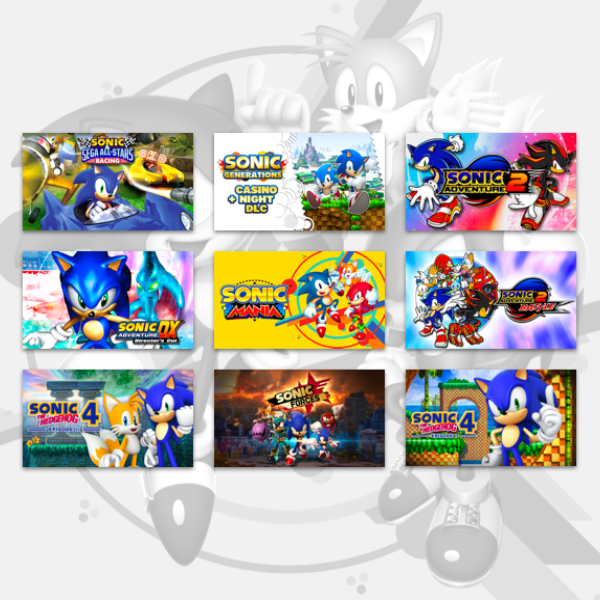Humble Sonic Bundle 2019 just launched!
