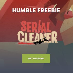 Serial Cleaner now FREE on Humble Store!