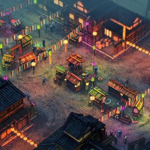 Shadow Tactics: Blades of the Shogun FREE on Epic Games
