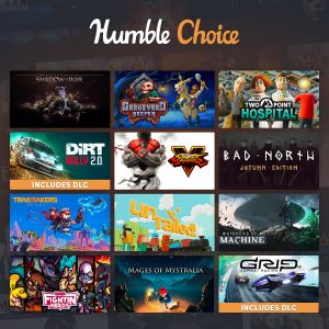 Humble Choice January 2020 now available!