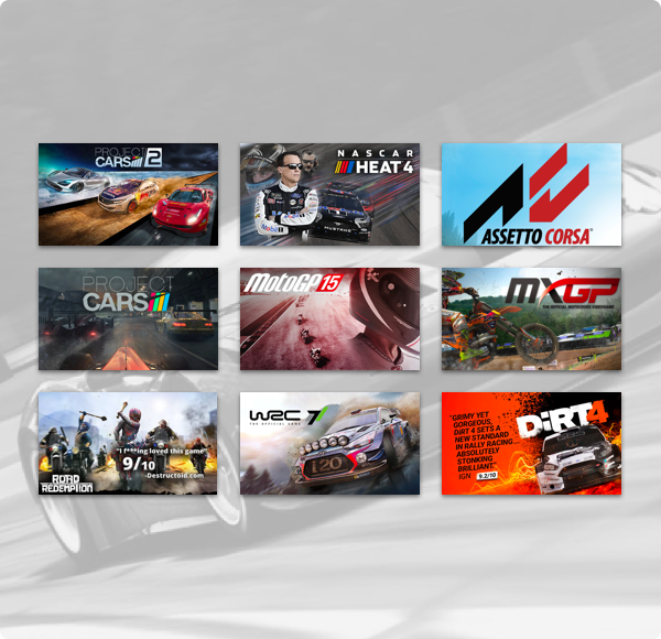 Read more about the article The Humble Just Drive Bundle launched few days ago!
