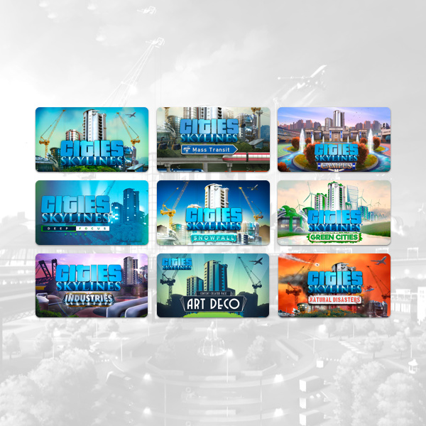 Read more about the article The Humble Cities: Skylines Bundle is LIVE!
