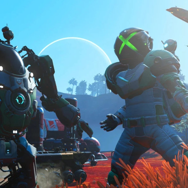 No Man's Sky coming to Xbox Game Pass in June!