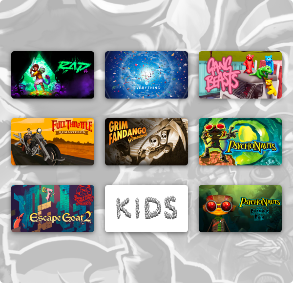 The Humble Double Fine 20th Anniversary Bundle