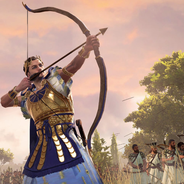 A Total War Saga: TROY now FREE on Epic Games, hurry up!