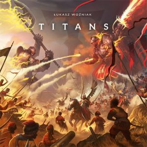 G2A partners with the creators of the Titans board game to launch an exclusive expansion