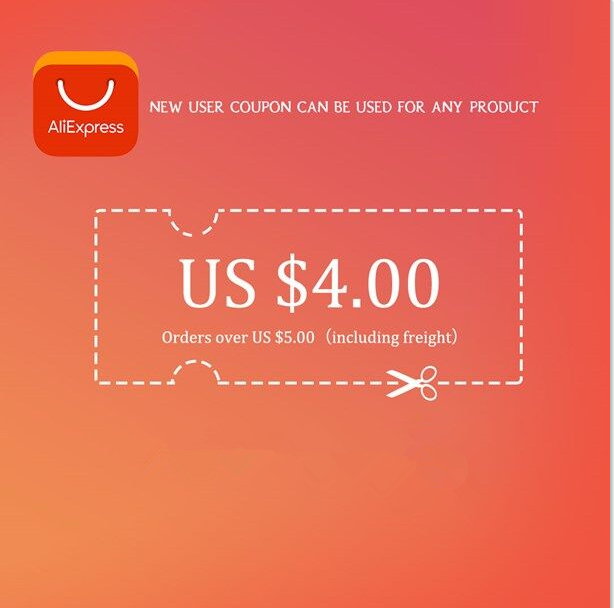 SCDKey: Special $4.00 off coupon code for AliExpress!