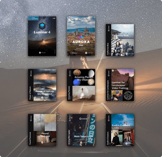 Humble Software Bundle: AI-Powered Photo Editor With Luminar 4!