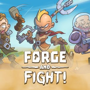 Quick look at Forge and Fight! #giveaway