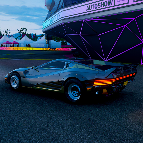 FREE Cyberpunk 2077 car in Forza Horizon 4