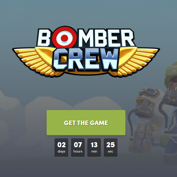 FREE copies of Bomber Crew for 48 hours in the Humble Store!