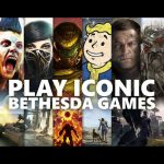Play iconic 20 Bethesda games on Game Pass