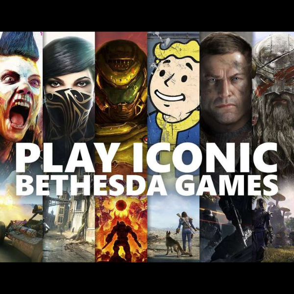 Read more about the article Play iconic 20 Bethesda games on Game Pass