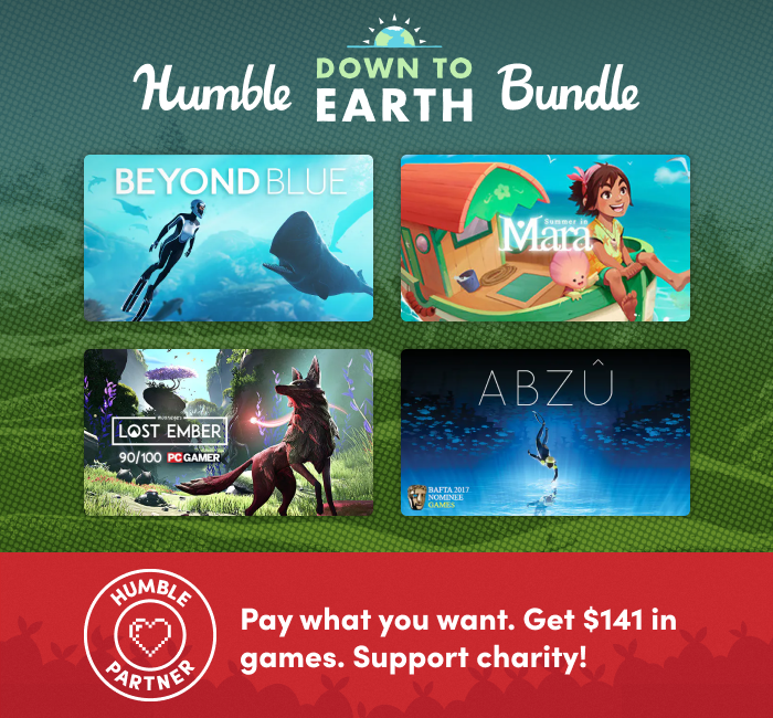 Humble Down to Earth Bundle