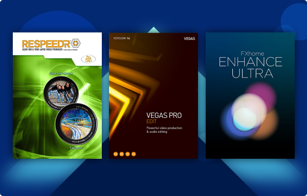 Humble Software Bundle: Vegas Pro